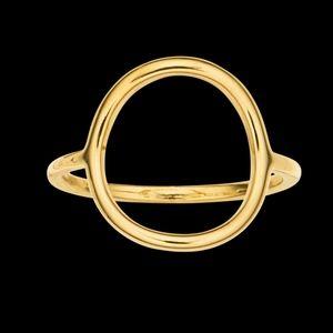 Brooklyn Gold Ring